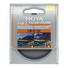 HOYA CIR-PL UV (HRT) 62mm