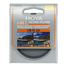 HOYA CIR-PL UV (HRT) 77mm
