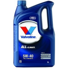 Valvoline ALL CLIMATE DIESEL C3 5W-40, 5 l
